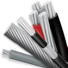 Distribuidor de cabo de aluminio