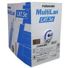 Distribuidor de cabo de rede furukawa