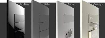 Distribuidores de tomadas e interruptores
