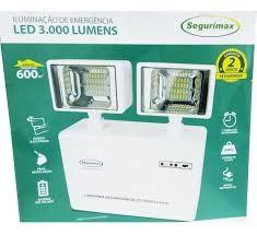 Luminaria de emergencia preço